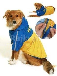 Obleček SPORT Žlutá/Modrá s kapucí 2V1 26cm KARLIE