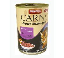 Animonda konzerva CARNY Adult - hovězí, jehněčí 200g