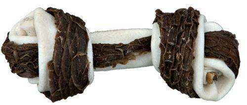 DENTAfun - uzel bílý s dršťkami bal. 2 ks, 70 g / 11 cm