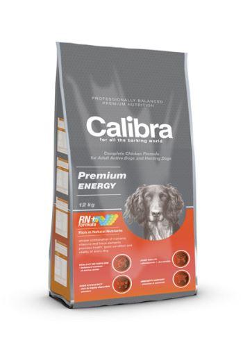 Calibra Premium Energy 2 balení 12kg + DOPRAVA ZDARMA