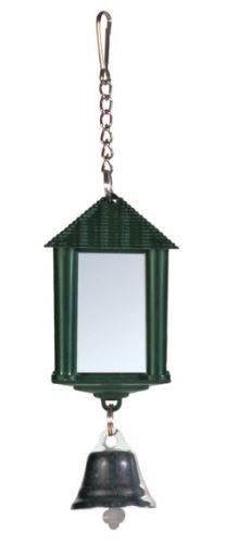 Zrcátko  lucerna se zvonečkem 6cm TRIXIE
