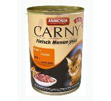 Animonda konzerva CARNY Adult - hovězí, kuřecí 200g
