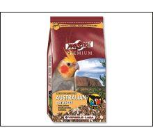 Krmivo Premium Prestige pro střední papoušky 1kg