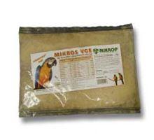 Mikros VGE pro papoušky 1kg
