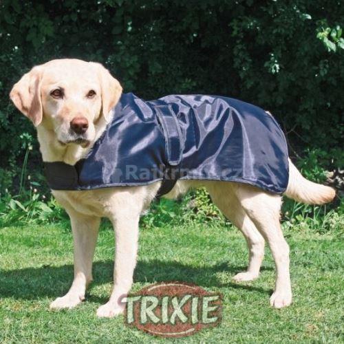 Obleček T-coat Lyon fleece modrá XL 1 KS velikost 60cm DOPRODEJ