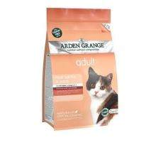 Arden Grange Adult Cat with fresh Salmon & Potato 2 balení 8kg
