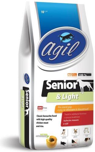 Vyřazeno Agil Senior&Light 1kg