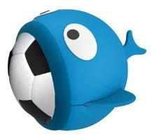 Hračka neopren míč WALLY 23cm