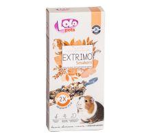 EXTRIMO SMAKERS tyčinky pro morčata 2ks/100 g