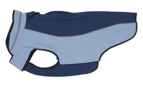 Obleček Softshell KRUUSE Tm.modrá / Červená 46cm L