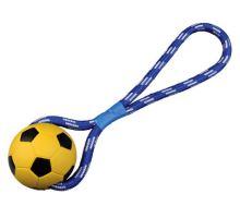 Vrhací míč na šňůře TRIXIE 8cm / 35 cm