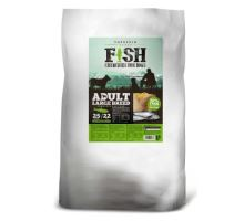 Topstein Fish Crunchies Adult Large Breed 2 balení 15kg
