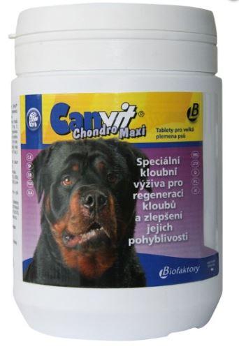 Vyřazeno Canvit Chondro Maxi 1kg