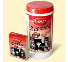 Sanal Kitten pro koťata 40tbl.