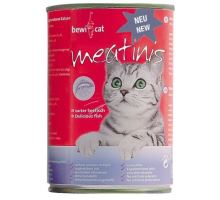 Bewi Cat Meatinis Fish 400g