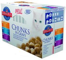 Hill's Feline Adult Multipack - kapsička 12x85g