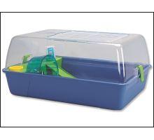 Box RODY Hamster modrý 1ks