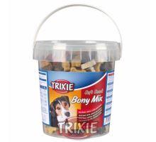 Soft Snack Bony MIX - hovězí, jehněčí, losos, kuře 500g