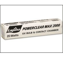 Náhradní UV zářivka + trubice LAGUNA PC Max 2000 25w VÝPRODEJ