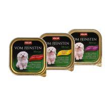 Animonda paštika MENUE - drůbež, těstoviny pro psy 150g