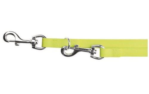 Easy Life přepín.vodítko PVC S-XL 2,00 m / 17 mm neon oranžová