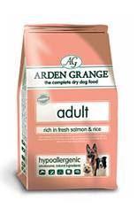 Arden Grange Adult fresh Salmon & rice 2kg