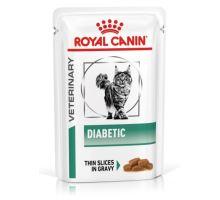 Royal Canin VD Feline kapsičky Diabetic 12x85g