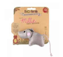 Beco Cat Nip Toy - Myška Millie VÝPRODEJ