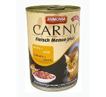 Animonda konzerva CARNY Adult - kuře, kachna 200g