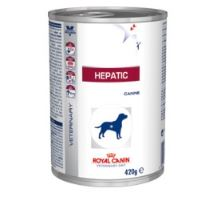 Royal Canin VD Canine konzerva Hepatic 420g