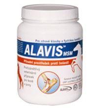 Vyřazeno Alavis MSM pro koně plv 600g