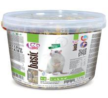 LOLO BASIC kompletní krmivo pro kanáry 3L/2,4kg kyblík
