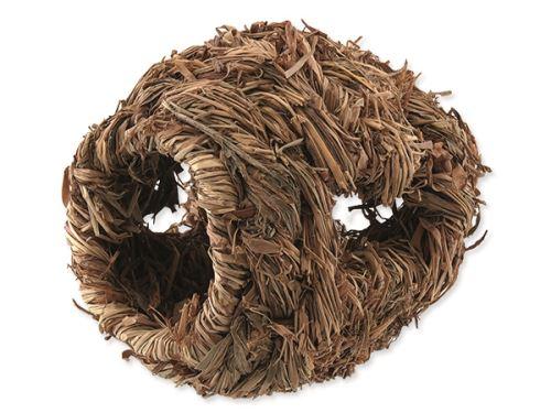 Hnízdo SMALL ANIMAL Koule travní 10 x 10 cm 1ks VÝPRODEJ
