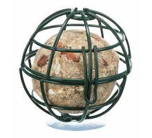 Držák lojové koule s přísavkou na okenní tabuli, ? 7 cm, lakovaný kov