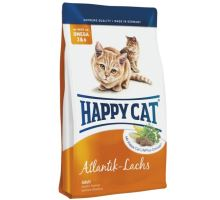 Happy Cat Supreme Adult Fit&Well Atlantik Lachs Fish 4kg VÝPRODEJ