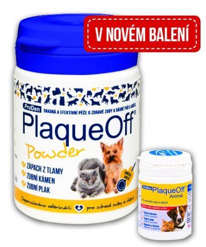 PlaqueOff Animal pro psy a kočky 180g