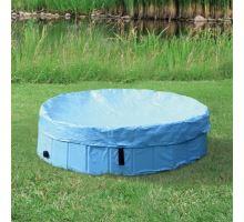 Ochranná plachta na bazén 120 cm kód 25190 sv.modrá