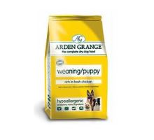 Arden Grange Weaning/Puppy rich in fresh Chicken & Rice 6kg 2 balení 6kg