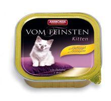 Animonda paštika KITTEN - drůbeží pro koťata 100g