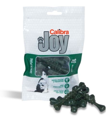 Calibra Joy Denta pure 10 kostiček 90 g