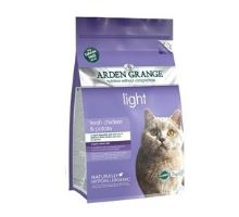 Arden Grange Adult Cat Light with Chicken & Potato 2 balení 4kg