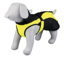 Reflexní obleček SAFETY černo-žlutý XS 30 cm