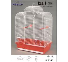 Klec IZA I. - bílá 450x280x600mm
