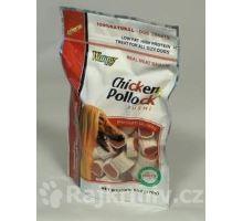 Wanpy Dog pochoutka Pollock Chicken Sushi 170g