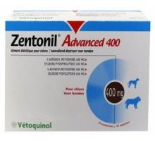 Zentonil Advanced 400mg 30tbl