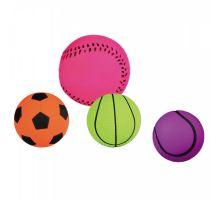 Sada 52 neónových míčů (28x4cm, 24x4,5cm) TRIXIE
