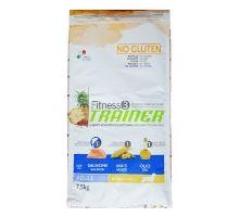 Trainer Fitness Adult Mini No Gluten Salmon Maize7,5kg