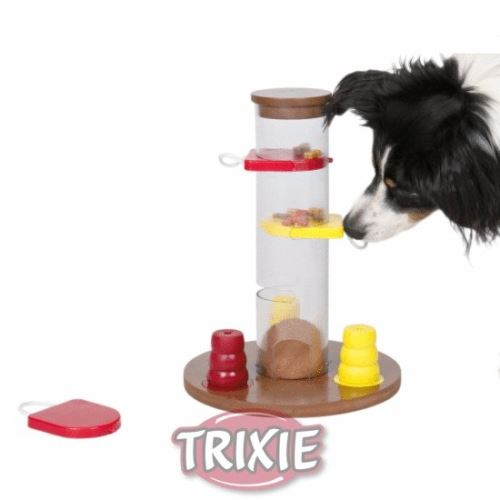 Dog Activity GAMBLE TOWER 25x33x25 cm