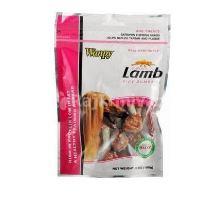 Wanpy Dog pochoutka Dumbbell Lamb + Rice 100g