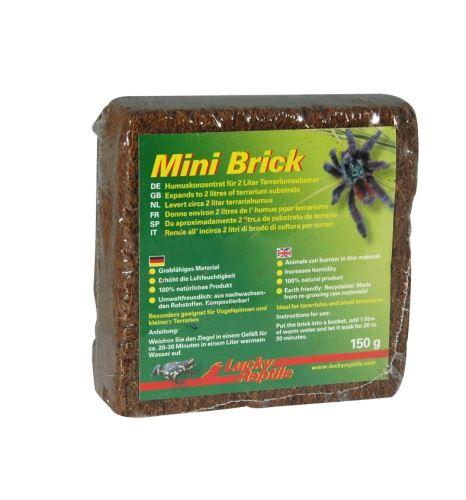 Lucky Reptile Humus Mini Brick, 150 g